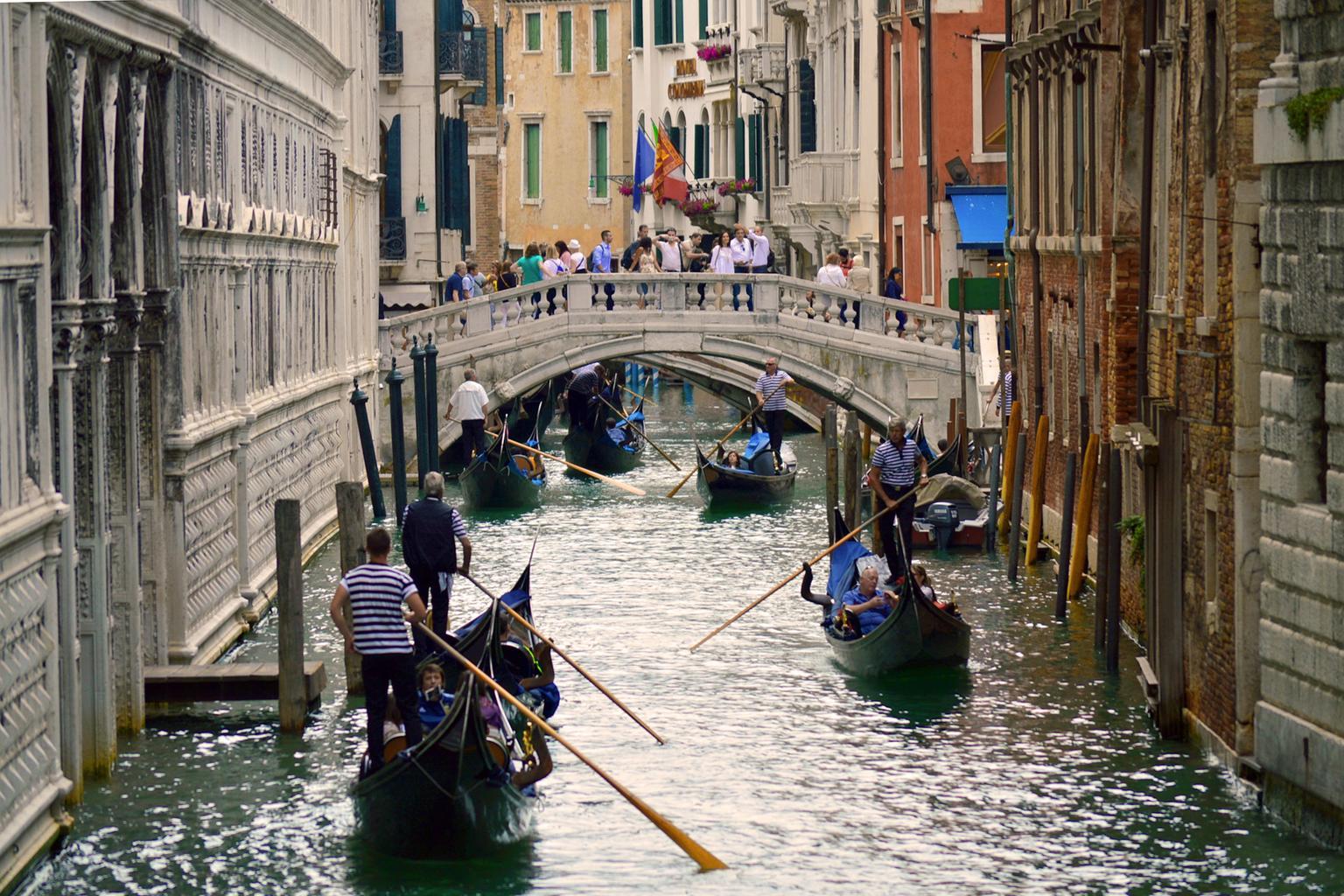 historické Benátky