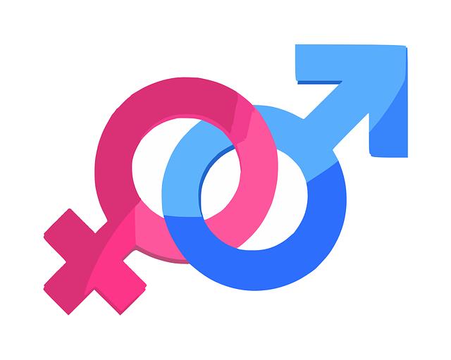 symboly pohlaví