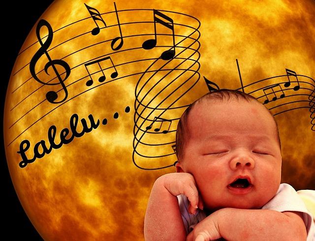 Děti a zpěv